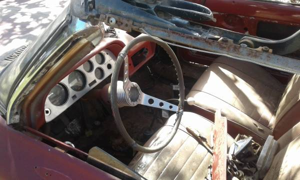 CHEVROLET CORVAIR for sale in Gainesville, GA – photo 6