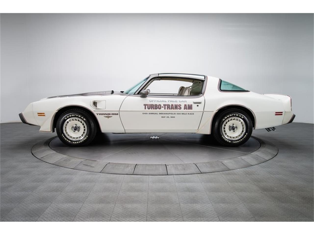 1980 Pontiac Firebird Trans Am Turbo Indy Pace Car Edition for sale in Charlotte, NC – photo 6