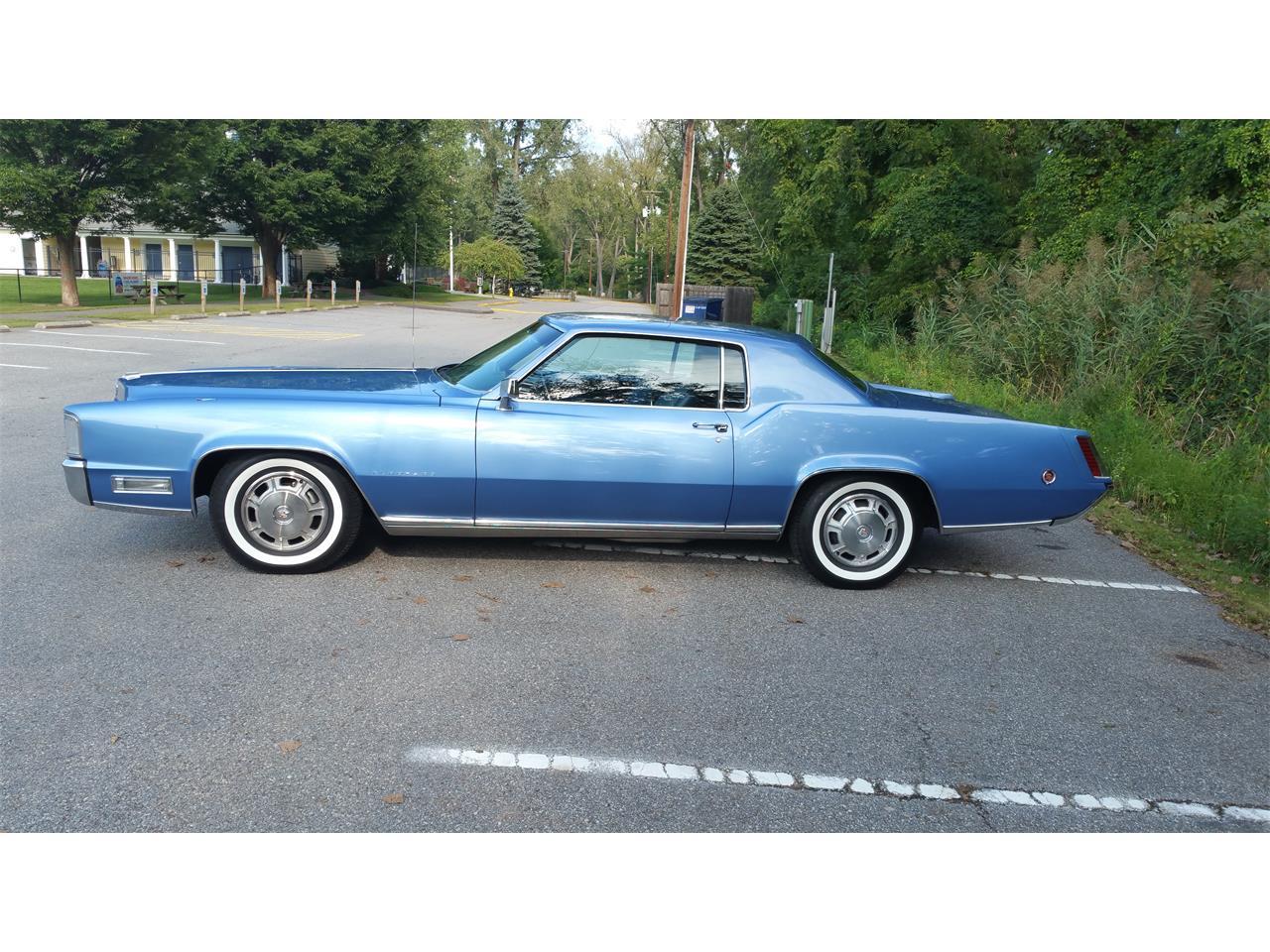 1968 Cadillac Eldorado for sale in Brookfield , CT ...