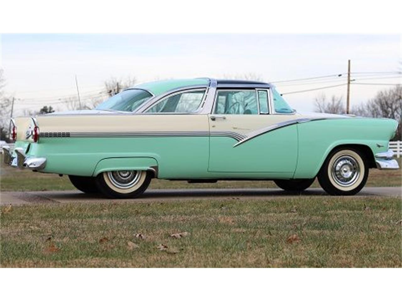 1956 Ford Crown Victoria for sale in Cadillac, MI – photo 8