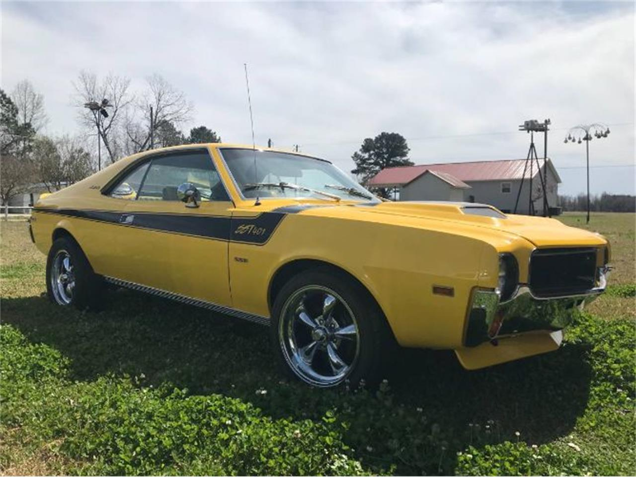 1969 AMC Javelin for sale in Cadillac, MI
