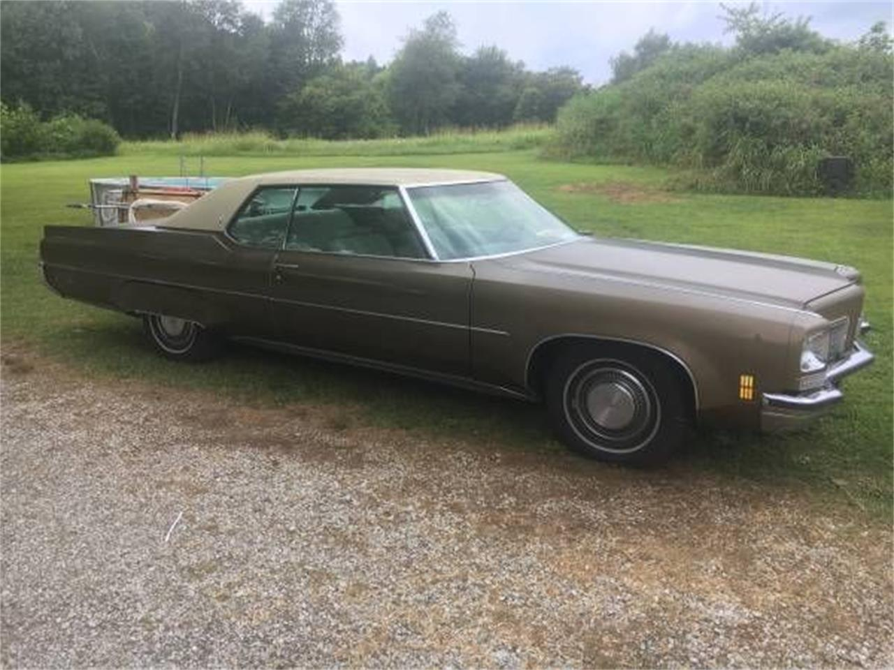 1972 Oldsmobile 98 for sale in Cadillac, MI – photo 3