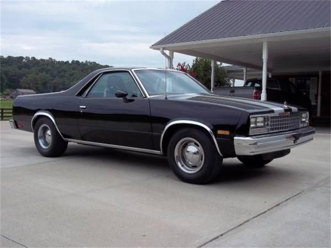 1985 Chevrolet El Camino for sale in Cadillac, MI – photo 4